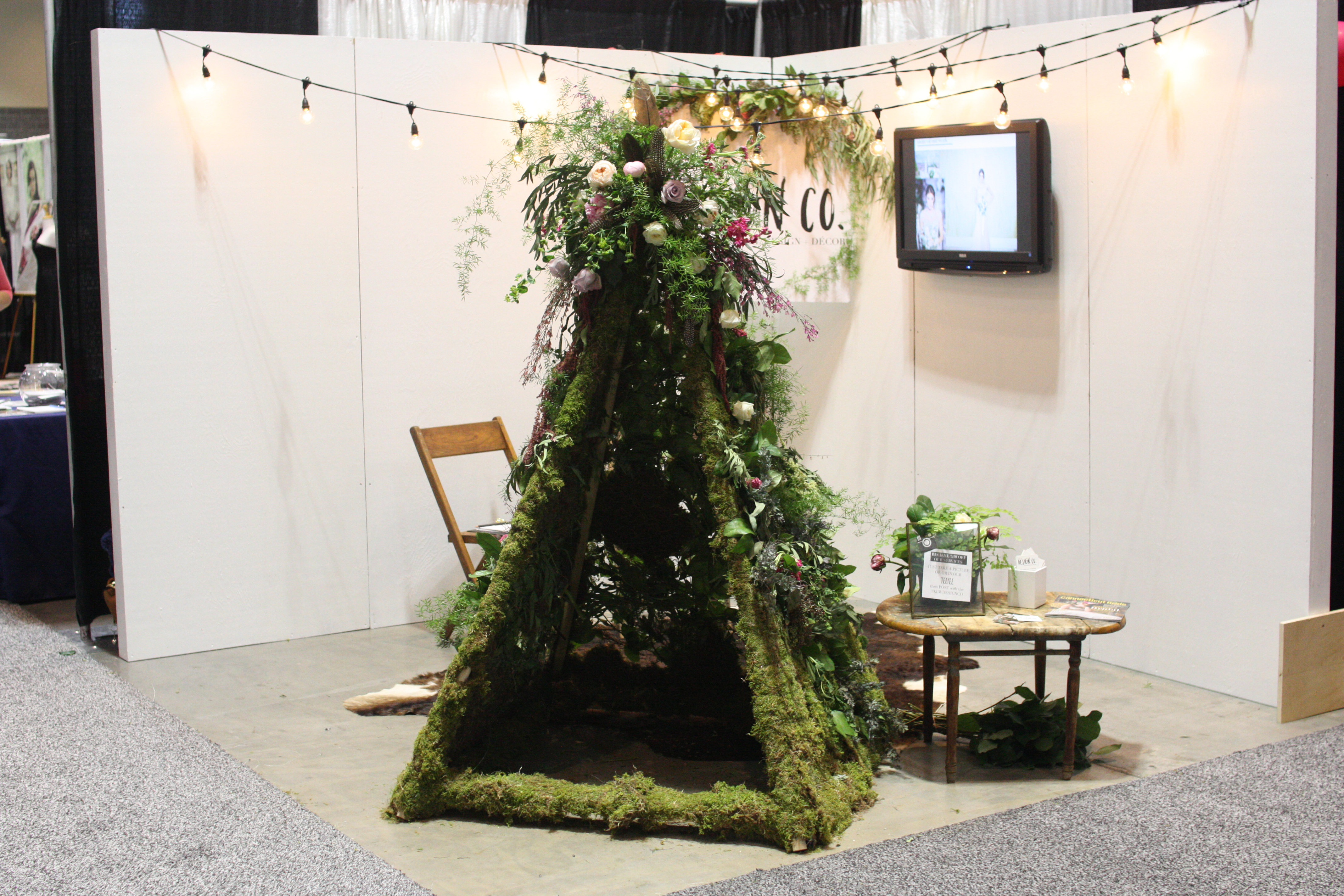 It S A Floral Teepee Yes Yes It Is Klw Design